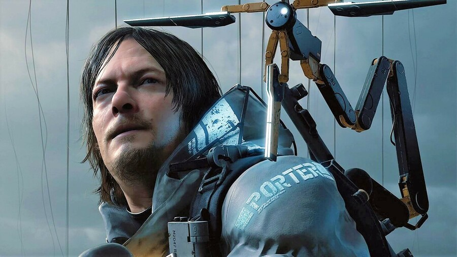 Death Stranding PS4 Review Scores Poll