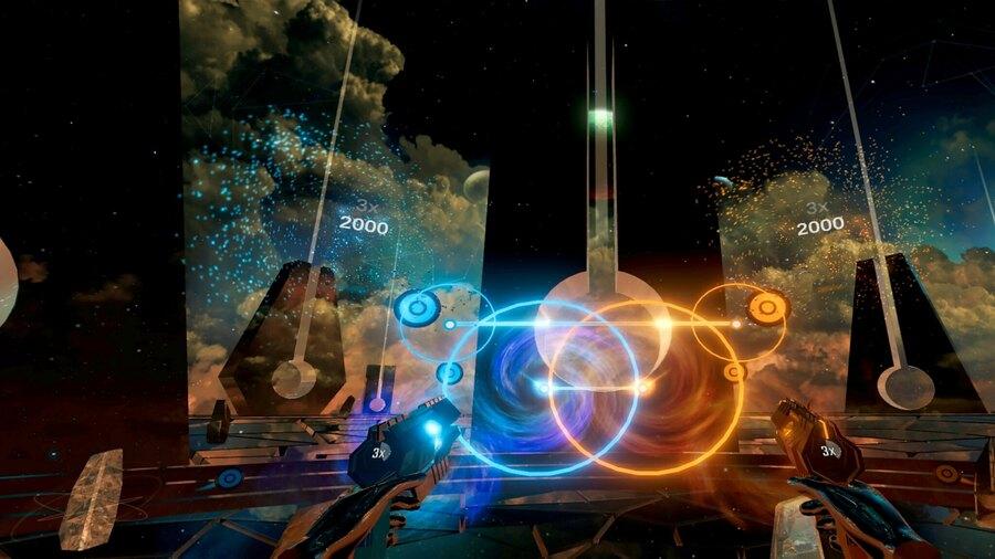 Audica PS4 PlayStation 4 PSVR