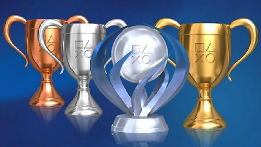 What's Your New Trophy Level PS4 PS5 PlayStation