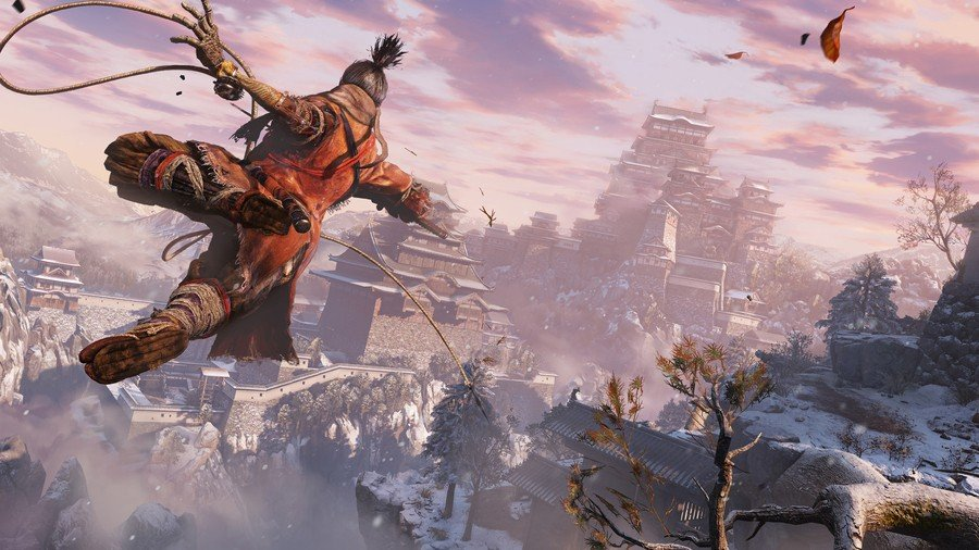 Sekiro: Shadows Die Twice Is It Like Dark Souls Guide PS4 PlayStation 4 1