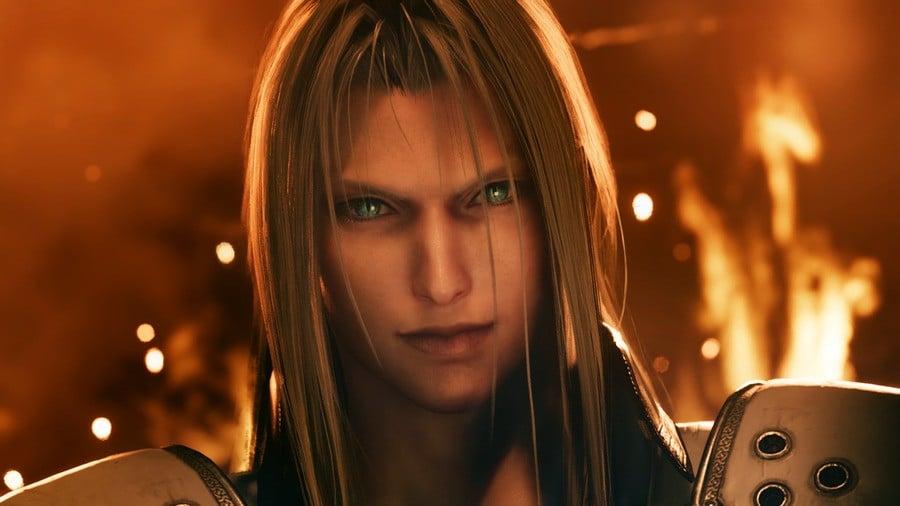Final Fantasy 7 Remake New Game + Chapter Select Endgame