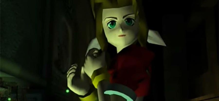 Final Fantasy VII PSone 1