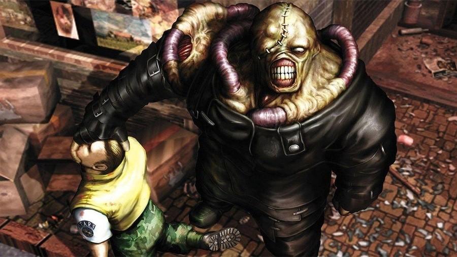 Resident Evil 3 Nemesis Remake Ps4