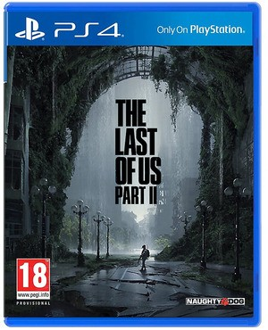 Chaystic's The Last of Us: Part II fanmade boxart