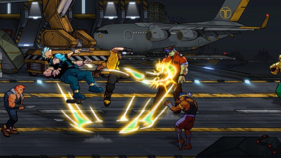 Streets of Rage 4 PS4 PlayStation 4 Tips for Beginners Cheat Guide 3