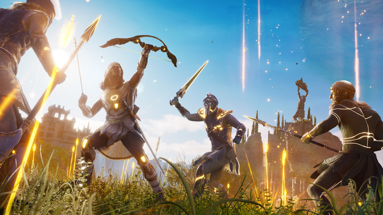 Assassin's Creed Odyssey Patch 1.30 Out Now on PS4, Adds New DLC Support and Balances a Few Things