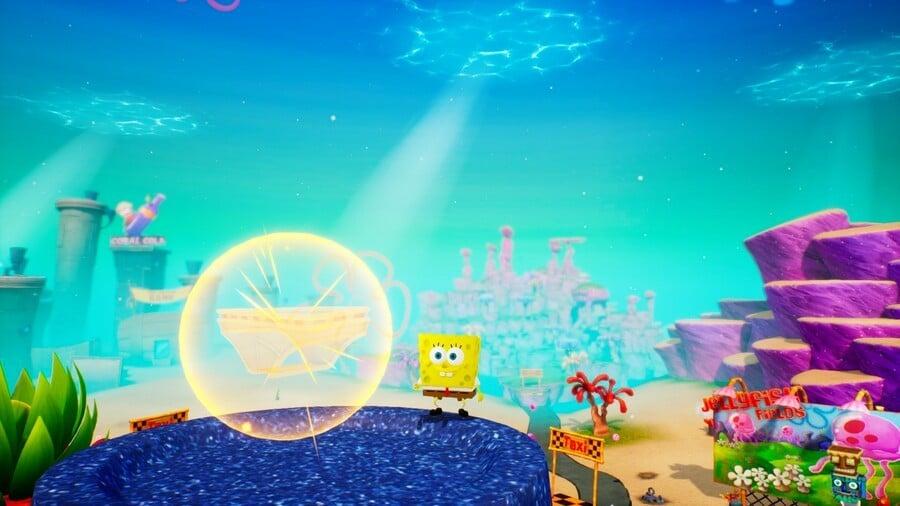 SpongeBob SquarePants Battle for Bikini Bottom Rehydrated Golden Underwear Guide PS4 PlayStation 4
