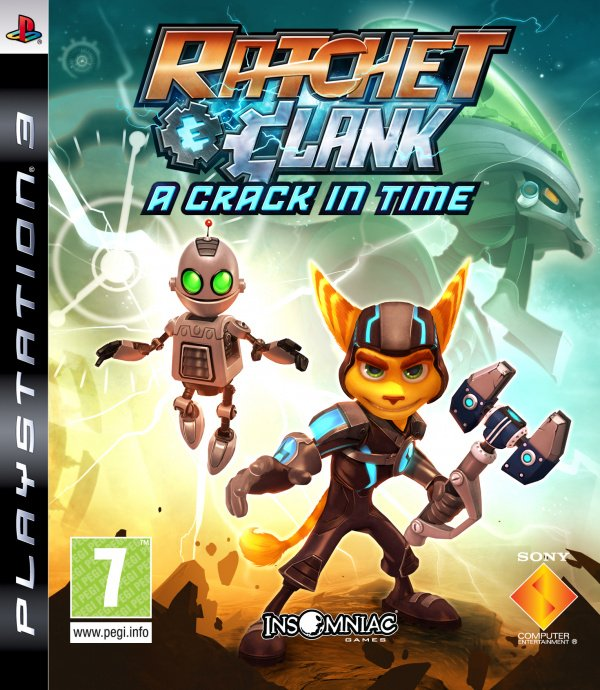 Ratchet Clank A Crack In Time Review Ps3 Push Square