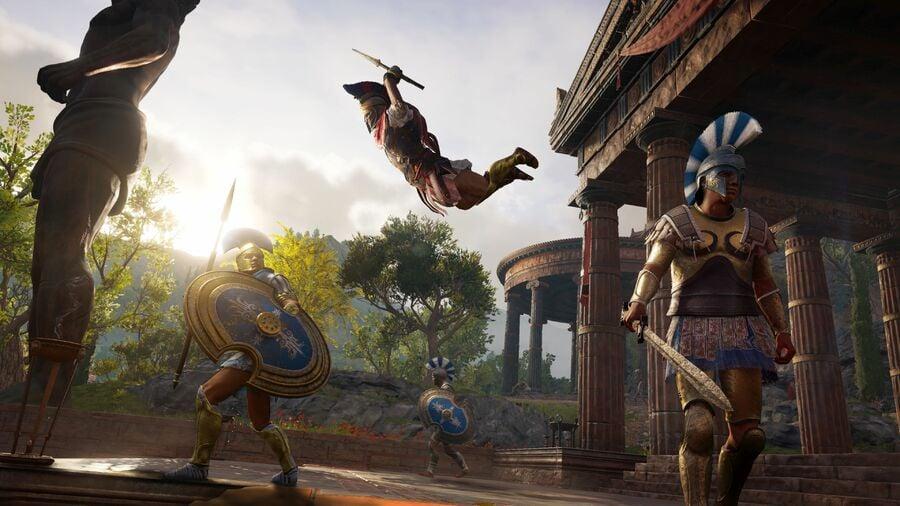 Assassin's Creed Odyssey Best Assassin Skills Abilities