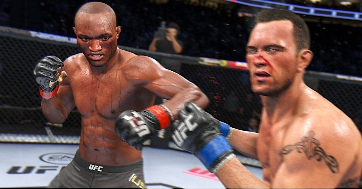 Ea Sports Ufc 4 Will Finally Enter The Cage On 11th July Push Square