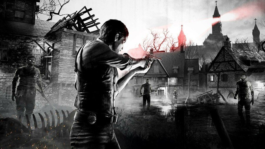 File 12773 Evil Within