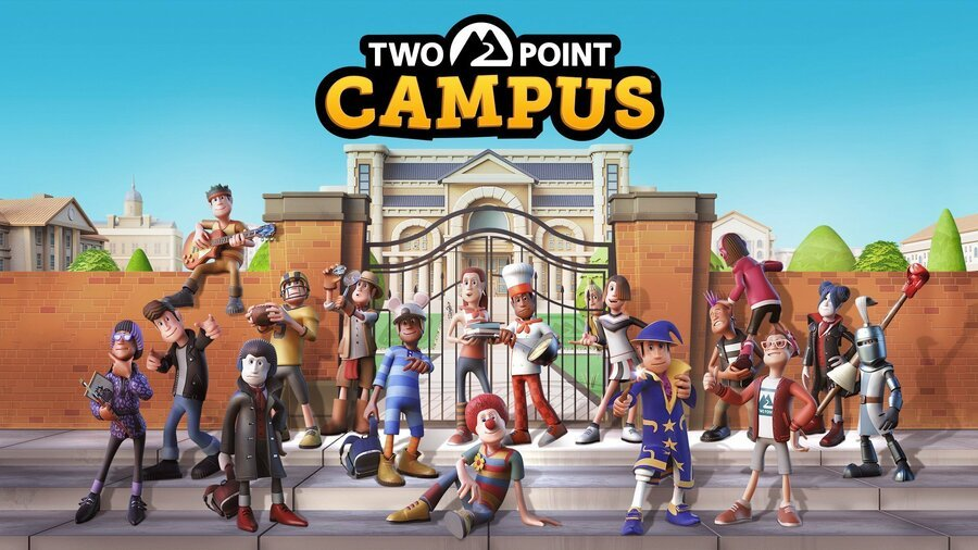 Two Point Campus PS5 PS4