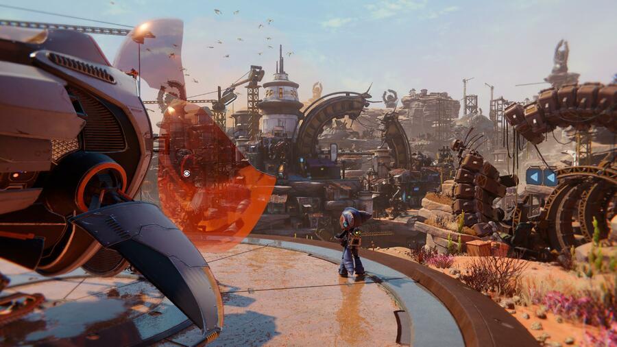 Ratchet & Clank: Rift Apart: Torren IV (Molonoth Gulch) - All Collectibles: Spybots, Gold Bolts, Armour, CraiggerBears 1