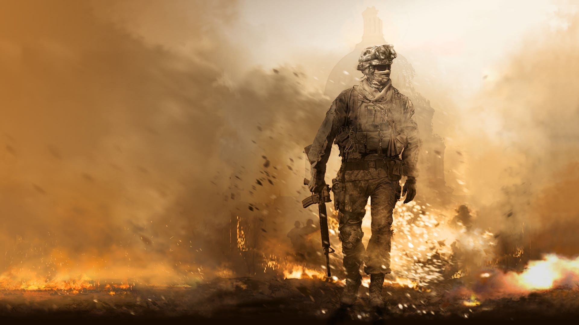 What Happened to That Call of Duty: Modern Warfare 2 ...