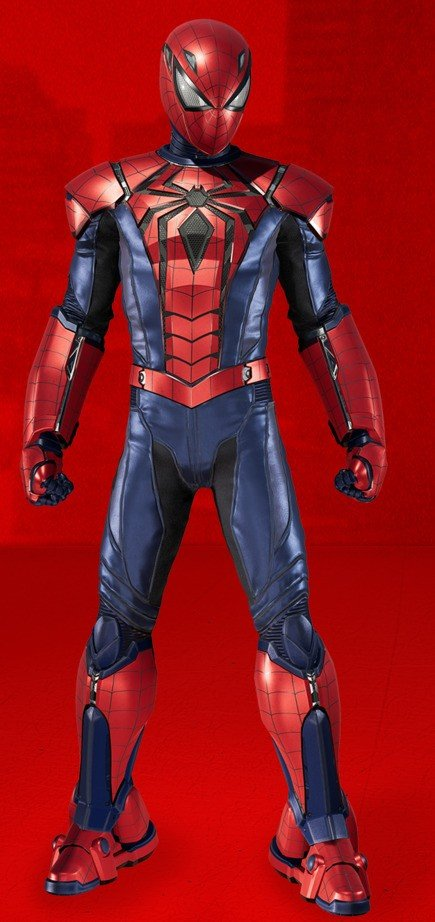 Aaron Aikman Armor Suit