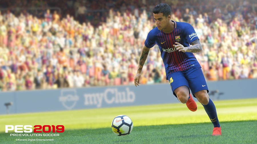 PES 2019 Pro Evolution Soccer Hands On Preview 2