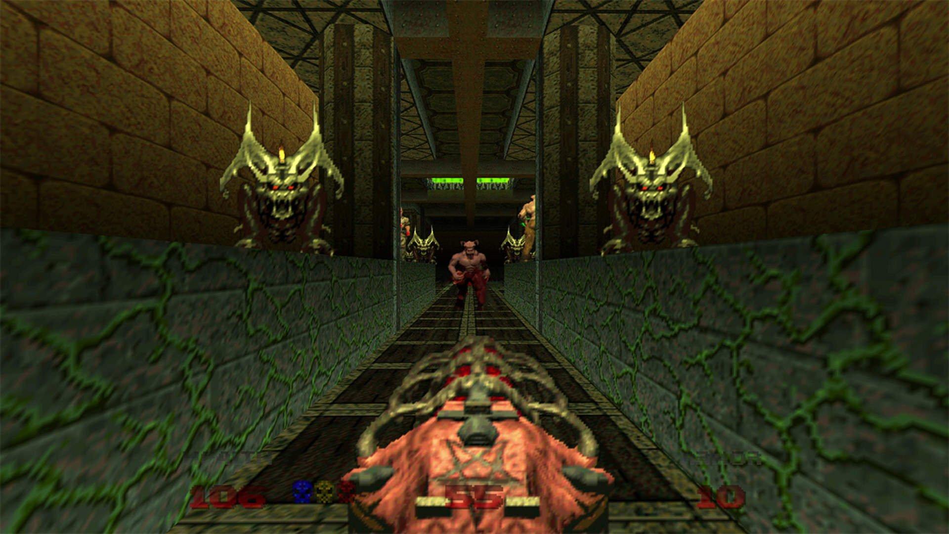 Doom Eternal doesn't run at 4K resolution on Google Stadia