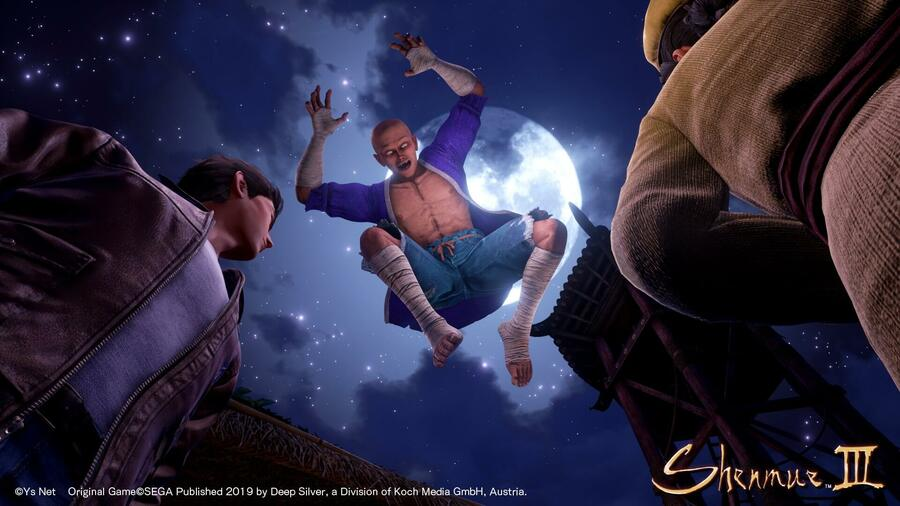 Shenmue III 3 PS4 PlayStation 4 Reviews 1