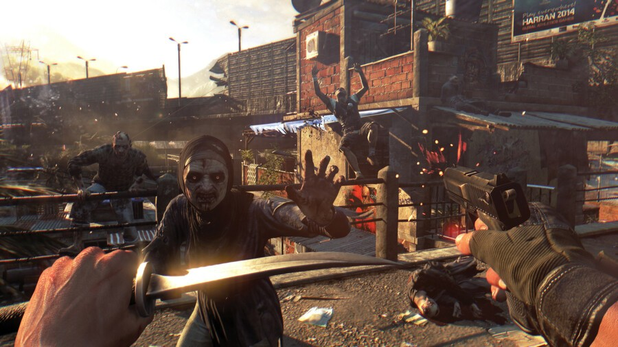 Dying Light PS4 PlayStation 4 1