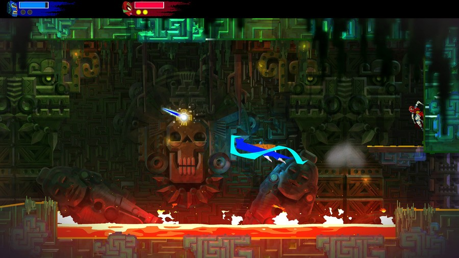 Guacamelee 2 PS4 PlayStation 4 Preview Hands On