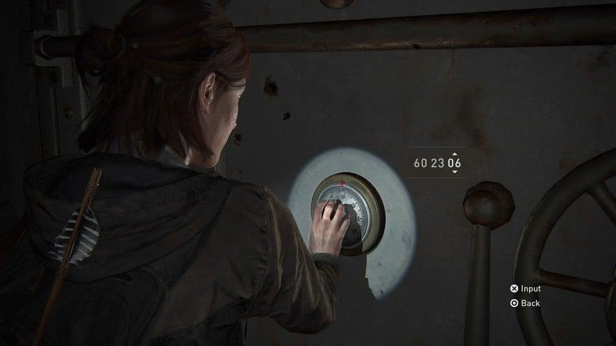 The Last of Us 2: How to Open the Westlake Bank Vault Door Guide 1