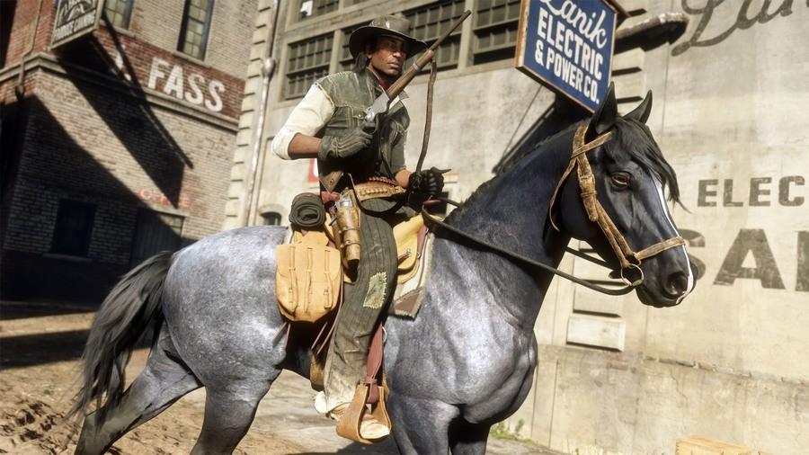 Red Dead Online Redemption 2 1