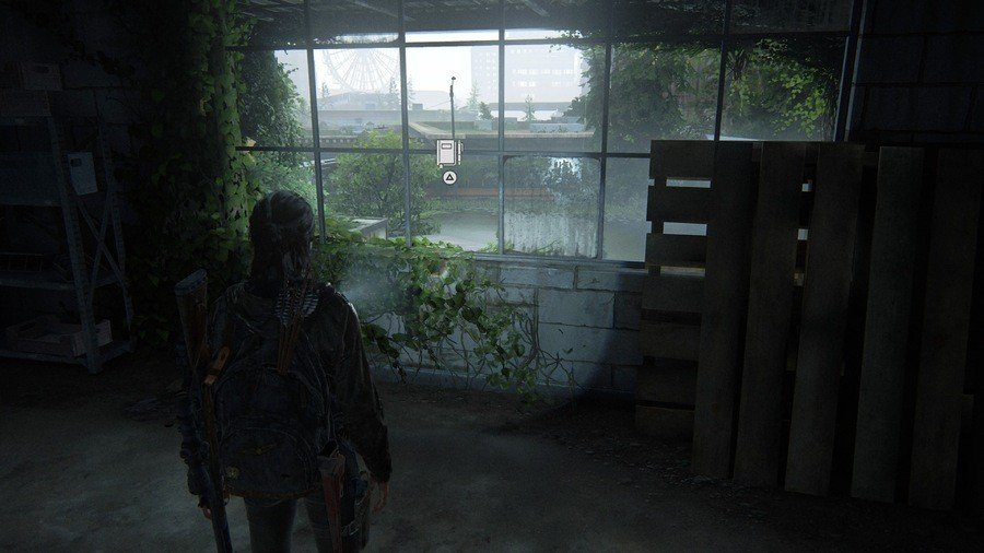 The Last of Us 2 The Flooded City Collectibles Guide Journal Entry 1