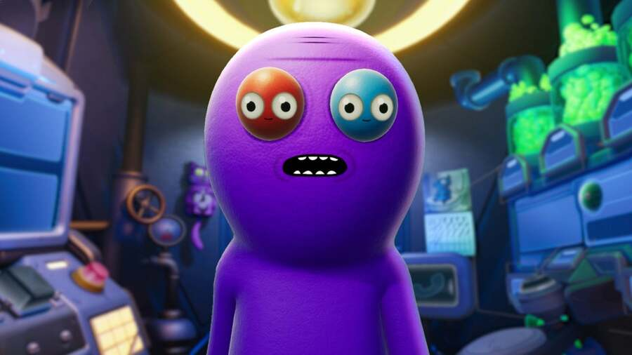 Trover Saves the Universe PS4 PlayStation 4 1