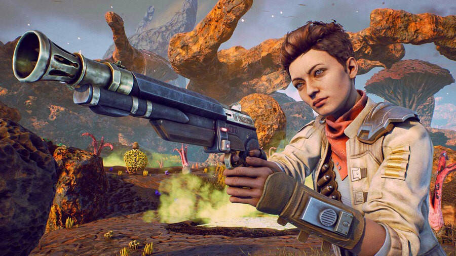 The Outer Worlds PS4 PlayStation 4 1