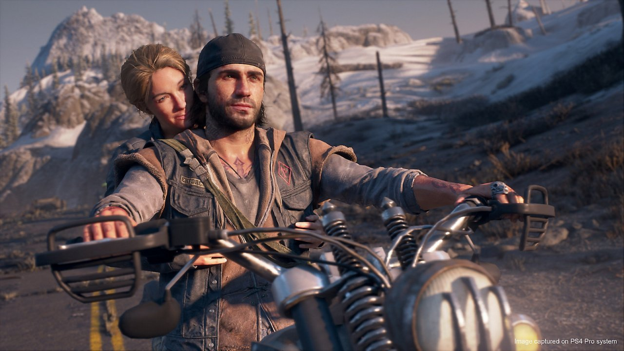 Days Gone Is Still a Stunner in PC Features Trailer
