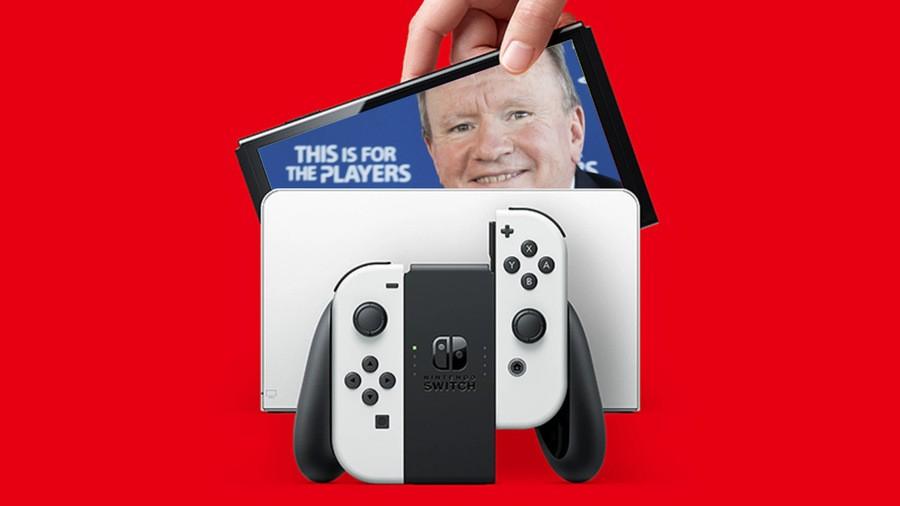 Switch OLED Nintendo 1