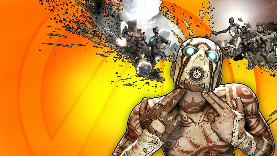 Borderlands 2 VR PS4 PlayStation 4 1
