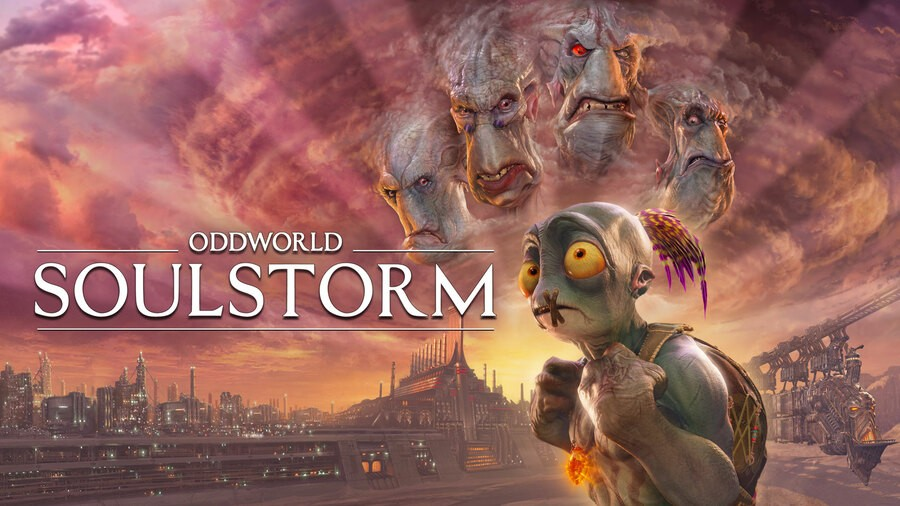 Oddworld Soulstorm PS5 PlayStation 5 1