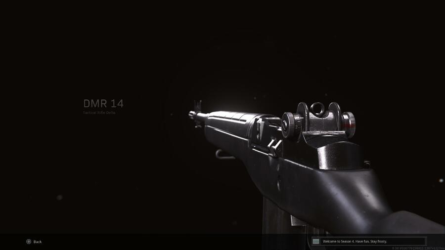 Call of Duty Warzone: Best DMR 14 Loadout Guide 1
