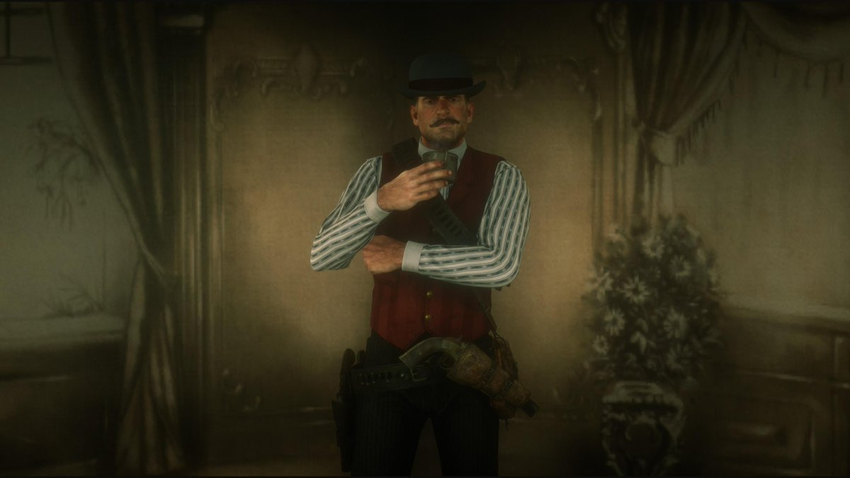 Soapbox I M Spending More Time Grooming Red Dead Redemption 2 S