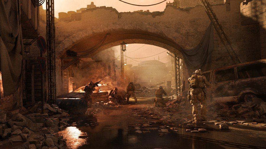 Call of Duty: Modern Warfare PS4 PlayStation 4 Multiplayer Reveal Dates Times Guide