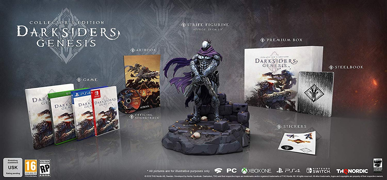 Darksiders Genesis: Nephilim Edition Is Pricey as Hell