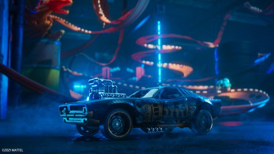 Hot Wheels Unleashed PS5 PS4