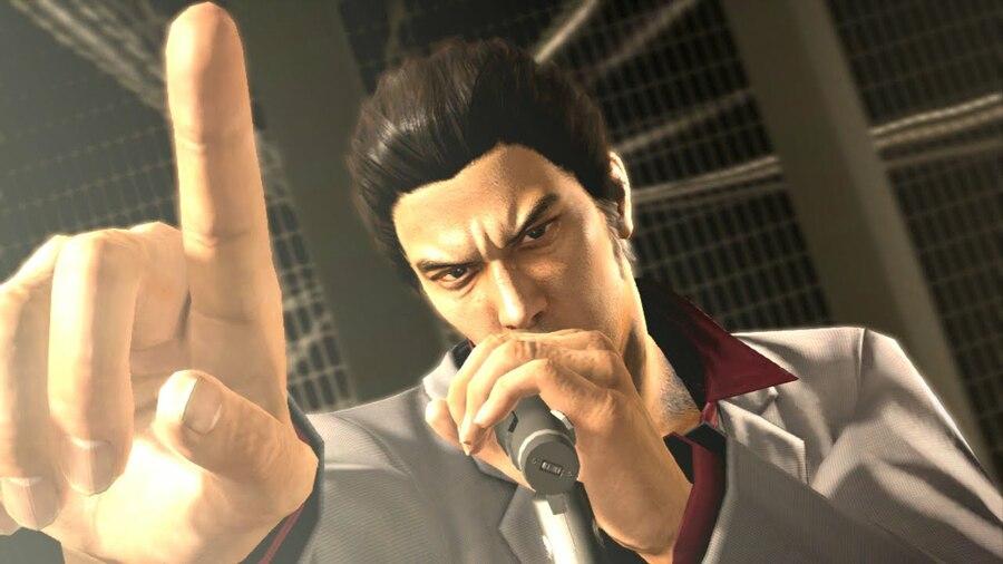 Yakuza Karaoke SEGA Spotify 1