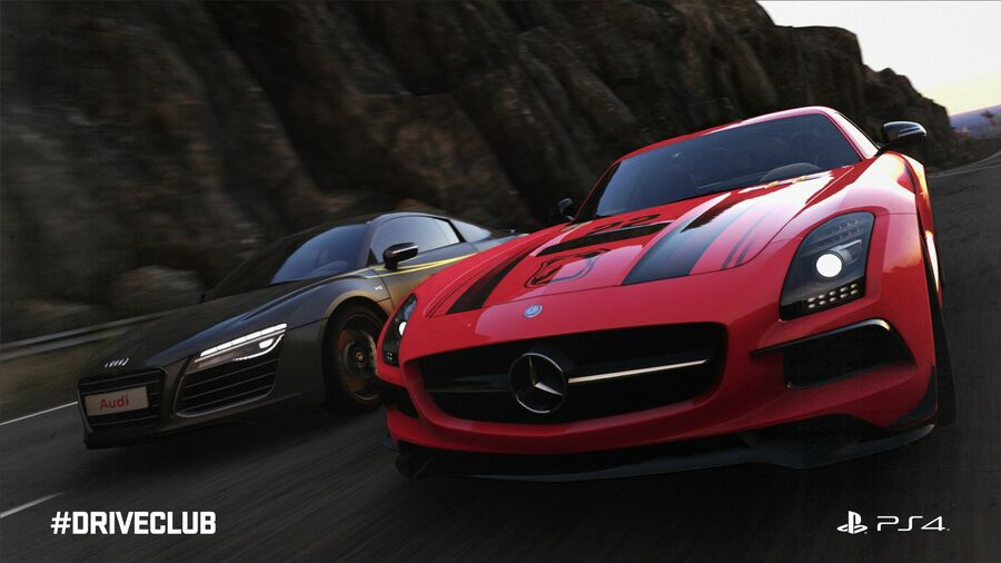 DriveClub PlayStation 4 PS Plus Edition