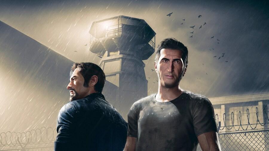 A Way Out EA PS4 PlayStation 4