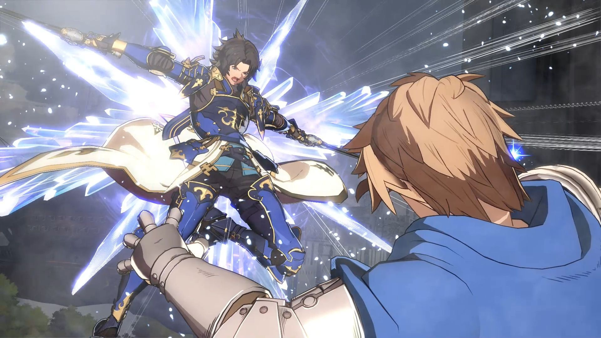 Stunning Fighter Granblue Fantasy Versus Gets A Closed Beta This