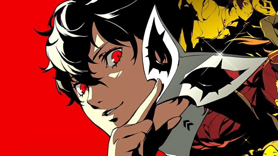 Persona 5 Royal Sales West