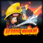 Flame Over