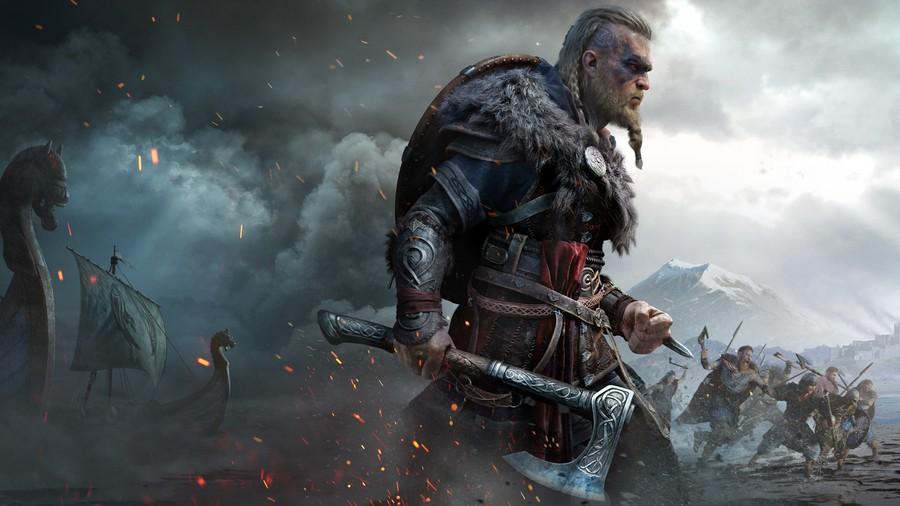 Assassin's Creed Valhalla PS5 PlayStation 5 1