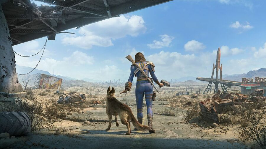 Fallout 4 PS4 PlayStation 4 1