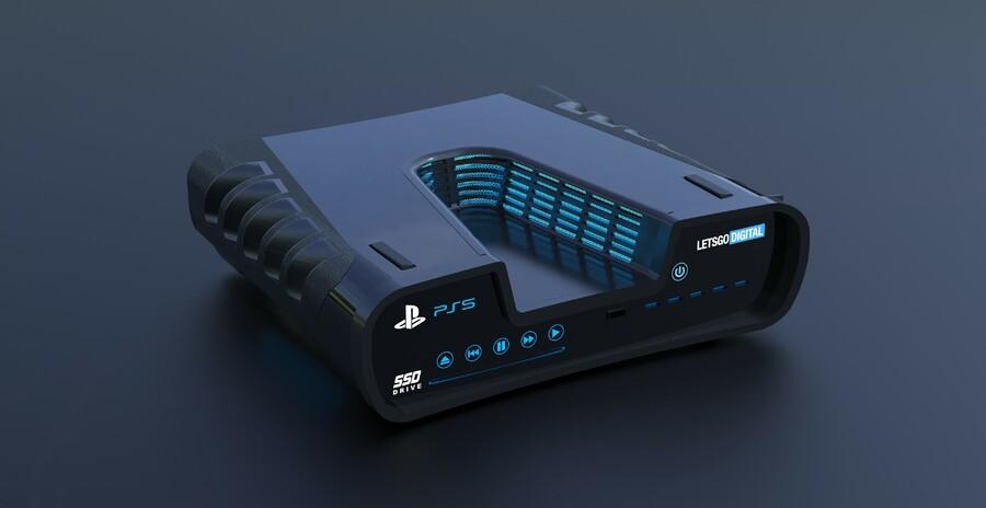 PS5 PlayStation 5 Sony 1