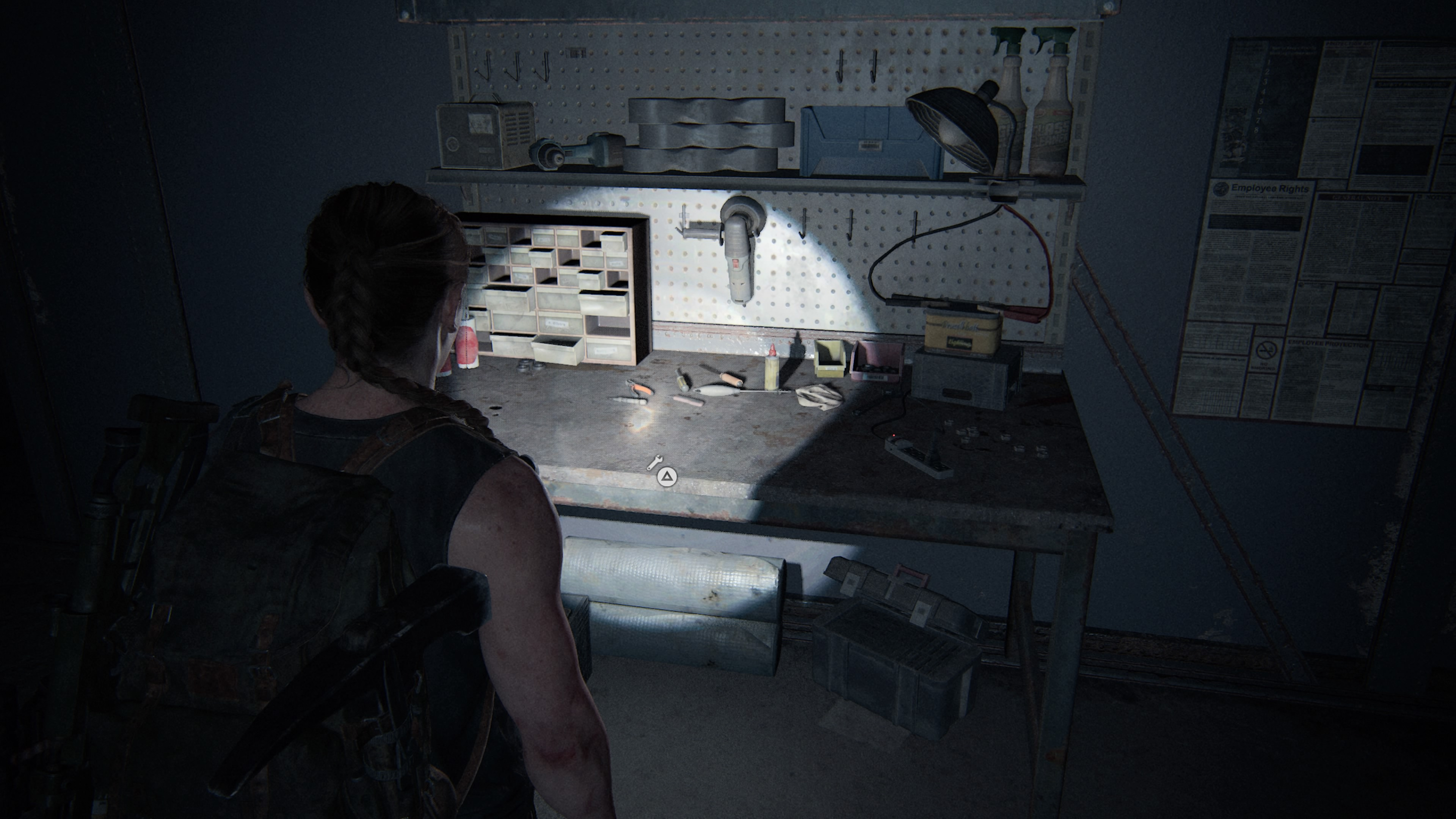 The Last Of Us 2 All Workbench Locations Push Square