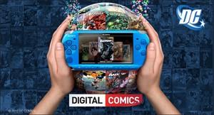 Comic console