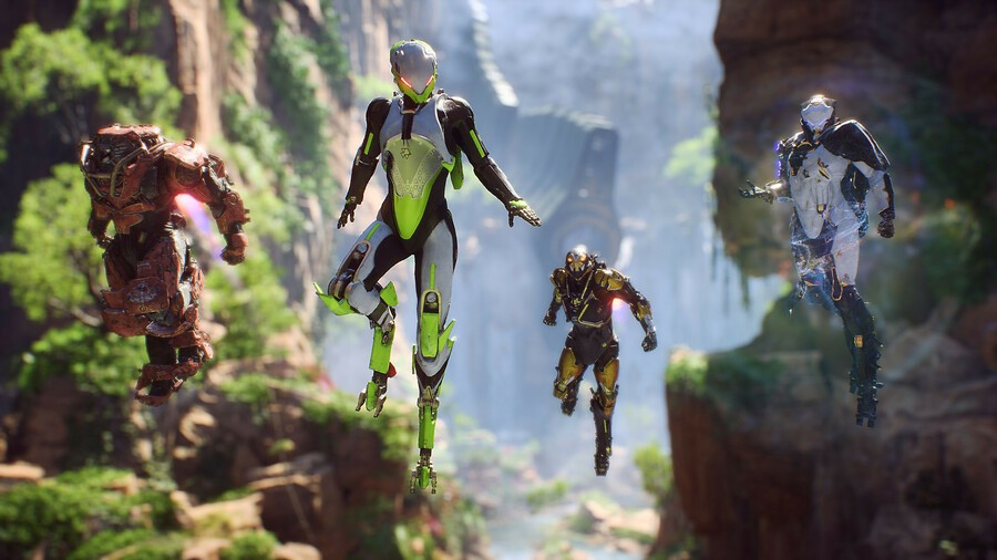 ANTHEM 1.03 Update PS4 PlayStation 4 1
